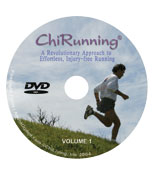 ChiRunning Book and DVD combo